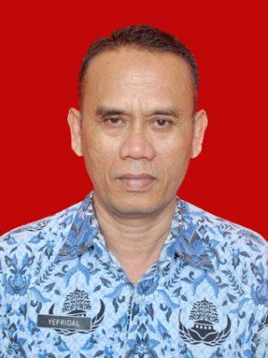 Drs. YEFRIDAL, M.Pd.