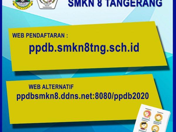 INFORMASI PENERIMAAN PESERTA DIDIK BARU TAHUN PELAJARAN 2020/2021